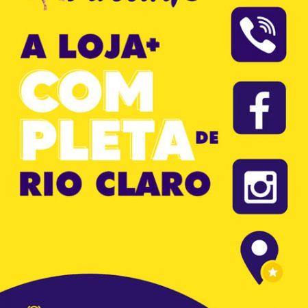 Cartão virtual Loja São Miguel Arcanjo