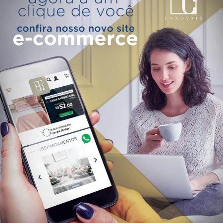 E-commerce Jc Enxovais
